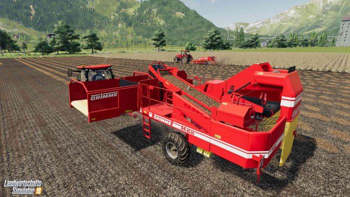 Landwirtschafts-Simulator 19: Grimme Equipment Pack angekündigt – Termin und Details