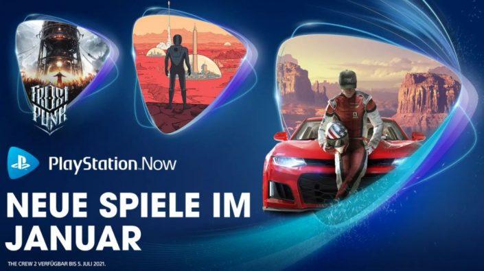 PlayStation Now Januar 2021: Liste der neuen Spiele enthüllt – Update