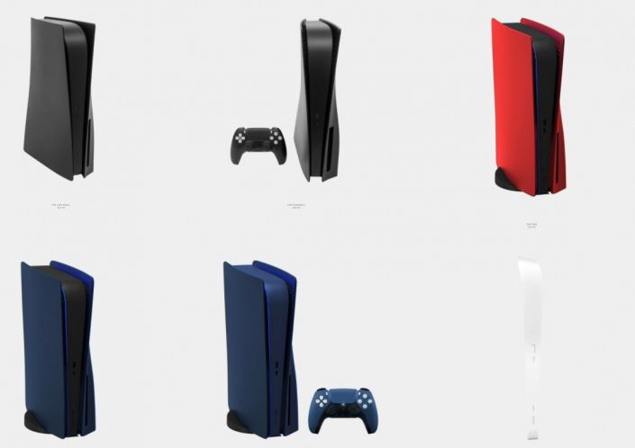 PS5 Faceplates: CMP Shells erweitert Produktkatalog und zeigt Video