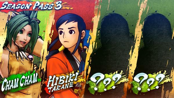 Samurai Shodown: Hibiki Takane und Cham Cham als neue Charaktere angekündigt – Trailer