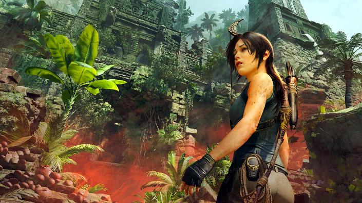 Shadow of the Tomb Raider: Für die PS5 aufpoliert – Update & Gameplay stehen bereit
