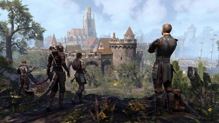 The Elder Scrolls Online Blackwood: Termin und Details zur Erweiterung enthüllt