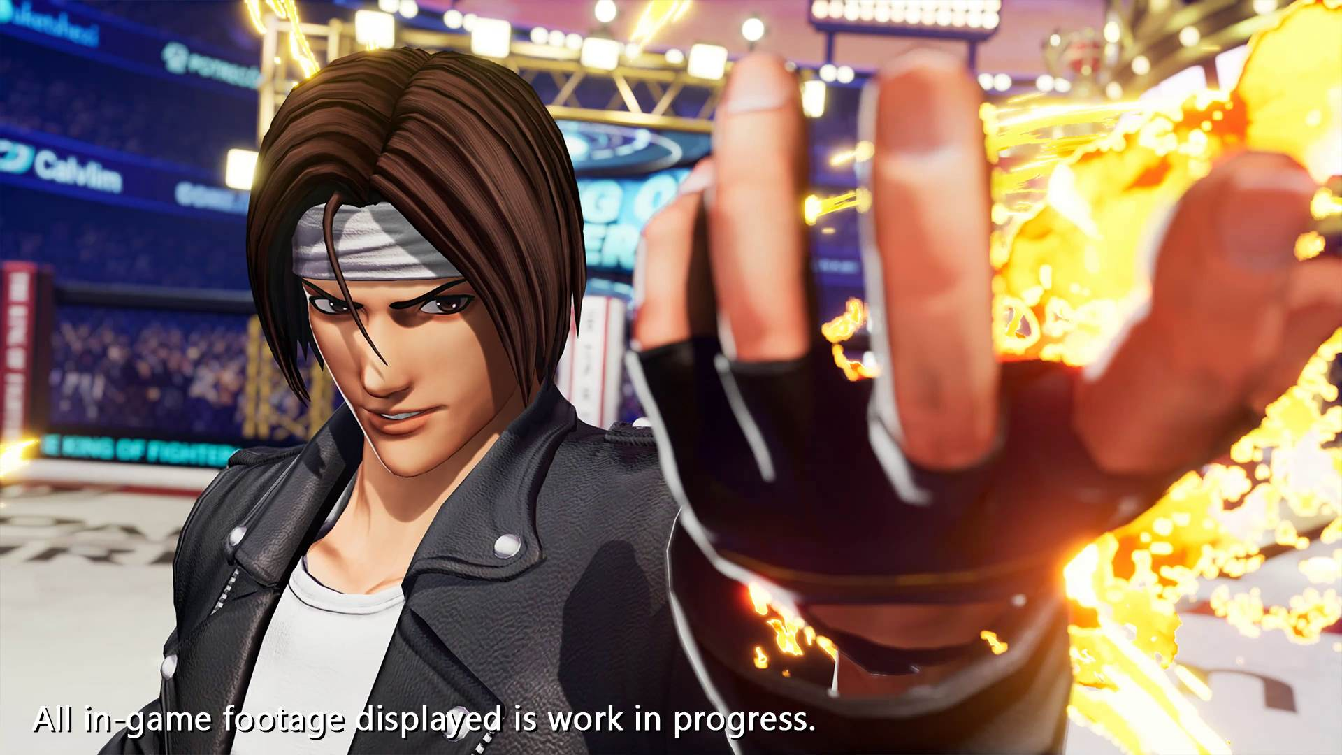 The King of Fighters XV – Bild 2