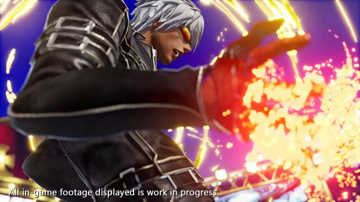The King of Fighters XV: Das Kampfspiel erscheint 2021 – Erster Trailer veröffentlicht