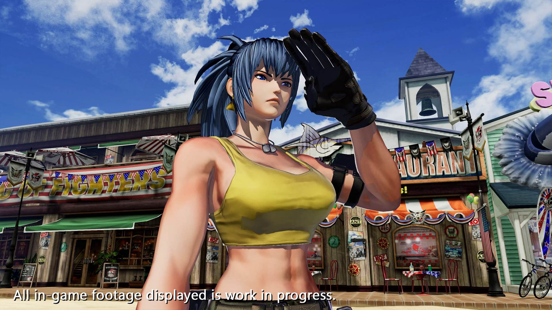 The King of Fighters XV – Bild 6