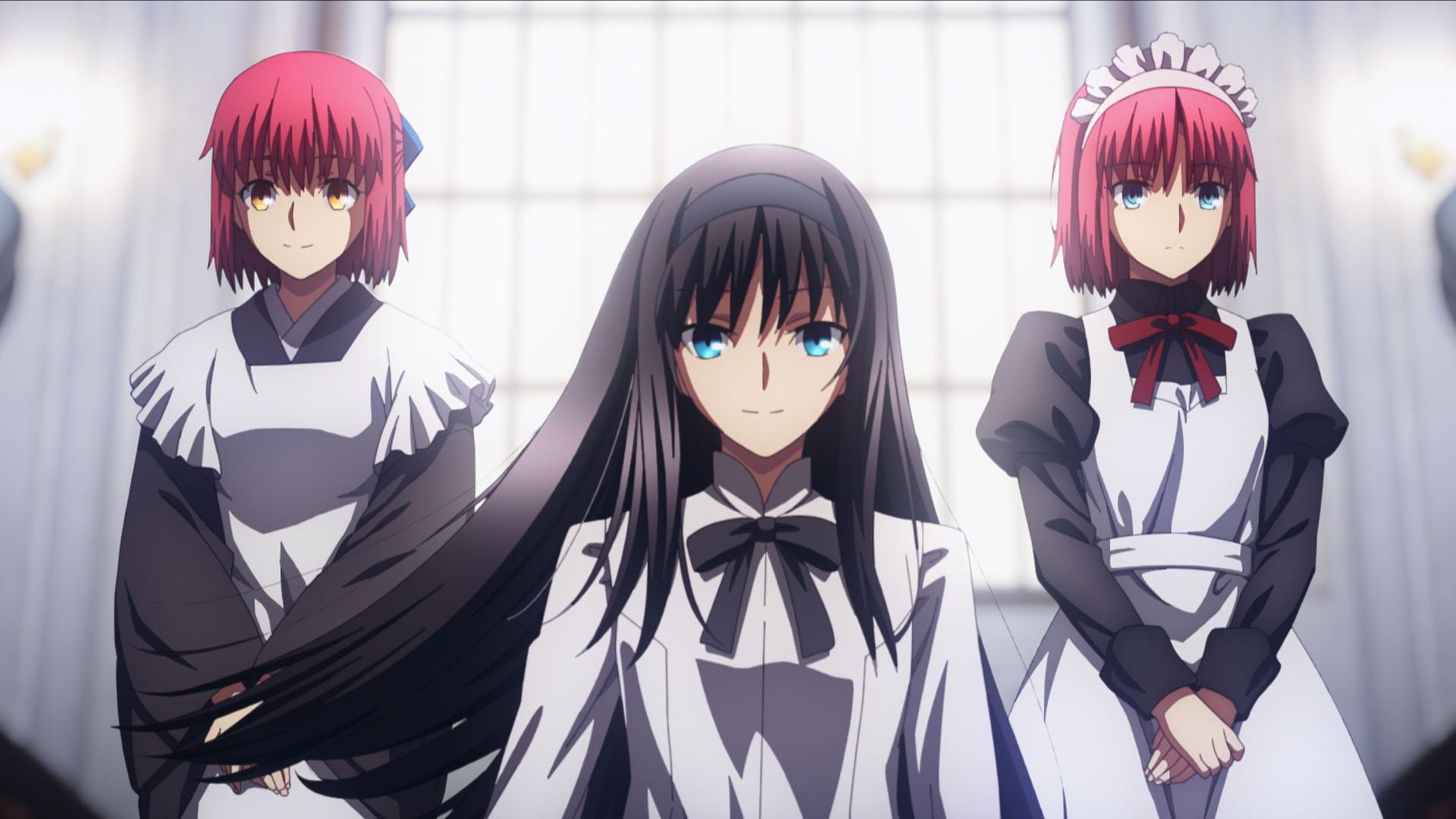 Tsukihime Remake – Screenshot 5
