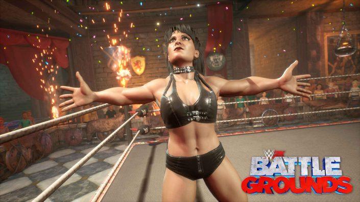 WWE 2K Battlegrounds: Details und Termin zum vierten Roster-Update