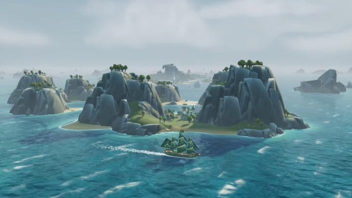 King of Seas: Veröffentlichungsdatum ist bekannt – kurzer Trailer