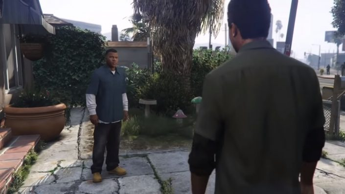 GTA 5: Berühmte Kult-Szene von den Original-Darstellern nachgespielt