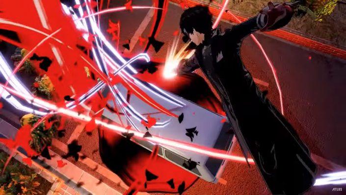 Persona 5 Strikers: Der Launch-Trailer zum in Kürze erscheinenden Action-Titel