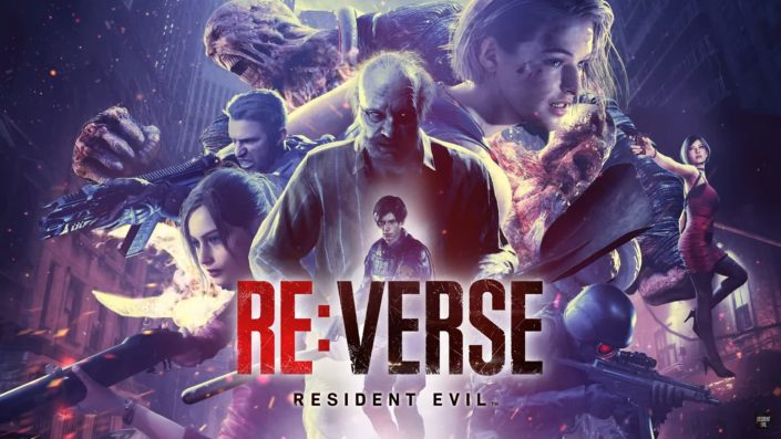 Resident Evil ReVerse: Offene Beta angekündigt – Termine & Details