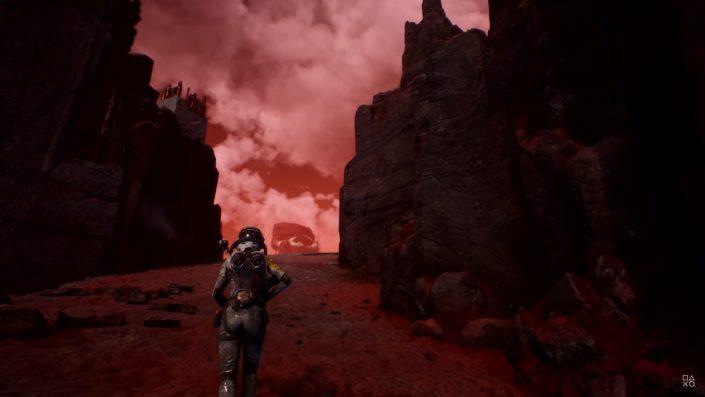 Returnal: Neuer Trailer präsentiert das Kampfsystem – ausführliche Gameplay-Details