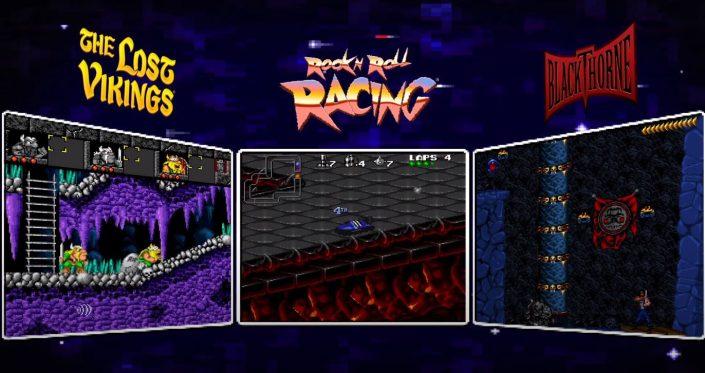 Blizzard Arcade Collection: Lost Vikings 2 & RPM Racing halten Einzug