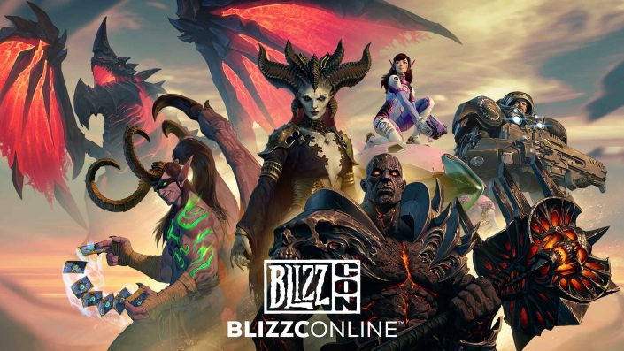BlizzCon Online: Zeitplan veröffentlicht – Sechs Stream-Kanäle