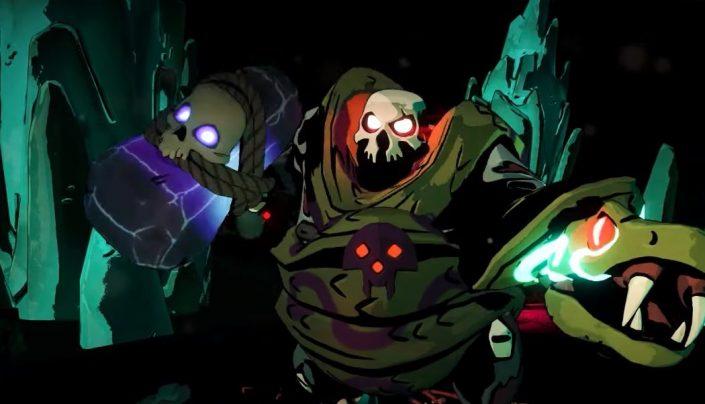 Curse of the Dead Gods: Gameplay-Trailer zum Action-Adventure mit Roguelite-Elementen