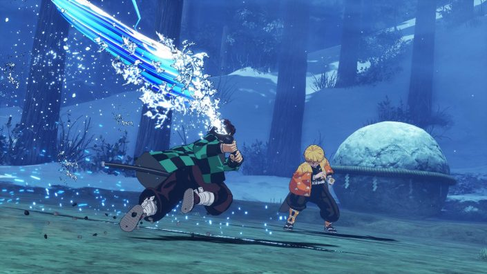 Demon Slayer: Erscheint auch für die PS5 – Neue Screenshots