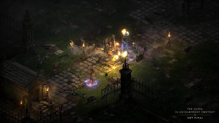 Diablo 2 Resurrected: Das Remake erscheint dieses Jahr für Konsolen und PC – Erste Videos