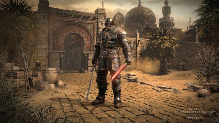 Diablo 2 Resurrected: Termin der Multiplayer-Beta durchgesickert?