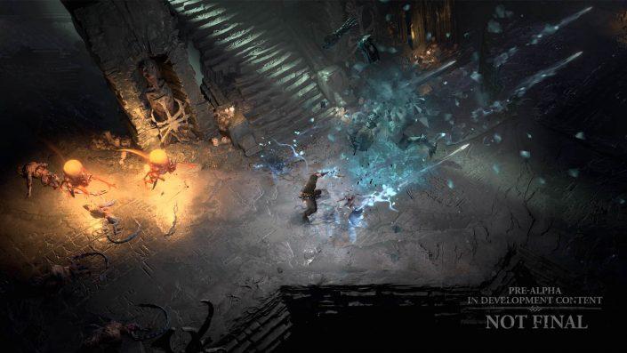 Diablo 4: Blizzard enthüllt die Jägerin als vierte Charakterklasse – Trailer