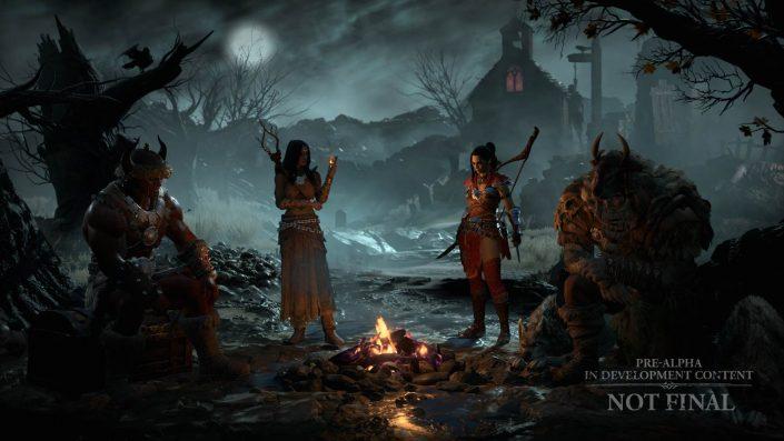 Diablo 4: Blizzard hat einen neuen Game Director ernannt