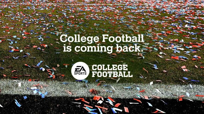 EA Sports College Football: Electronic Arts kündigt Rückkehr der Sportsimulationsreihe an