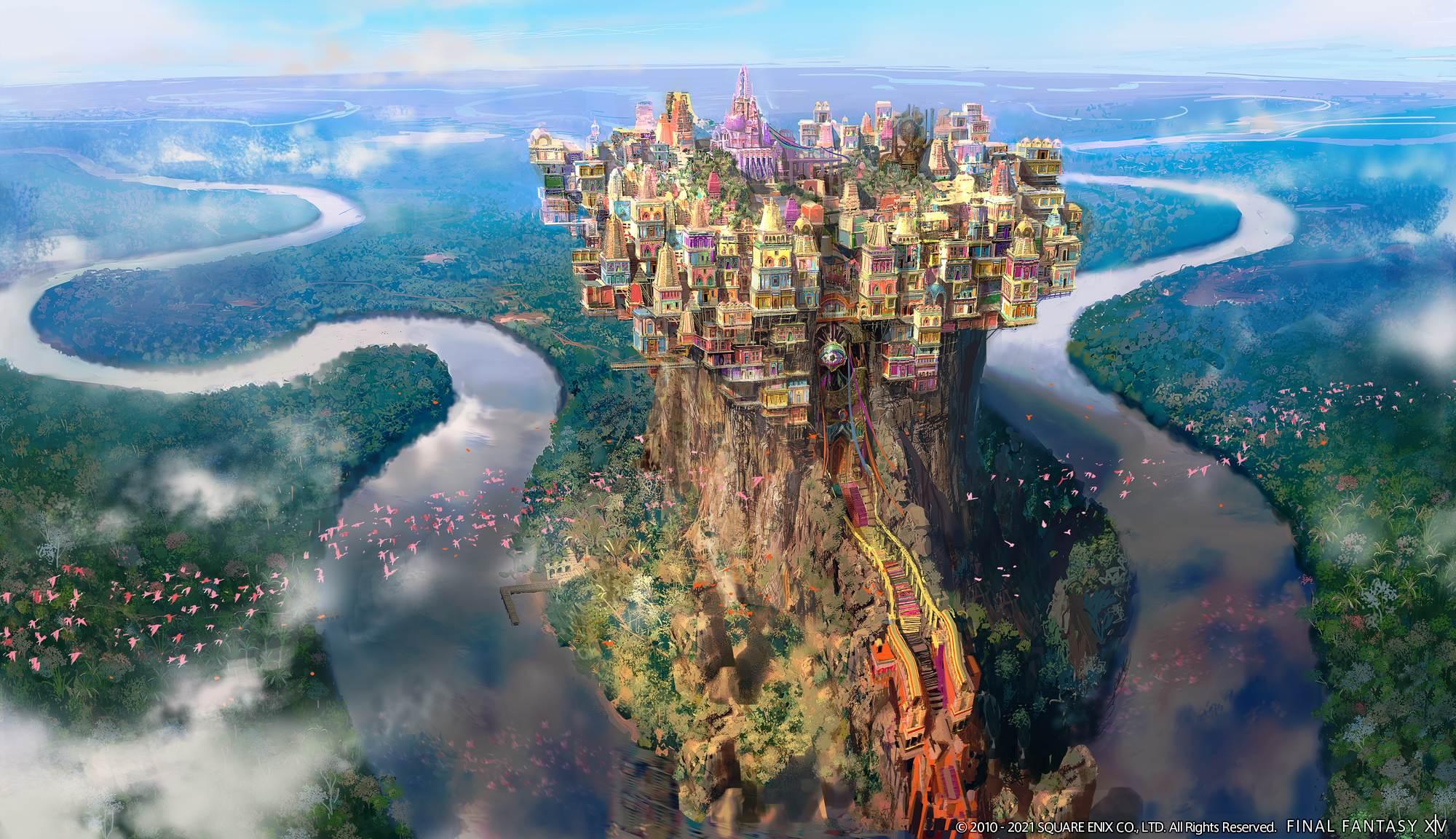 Final Fantasy XIV – Endwalker – Bild 13