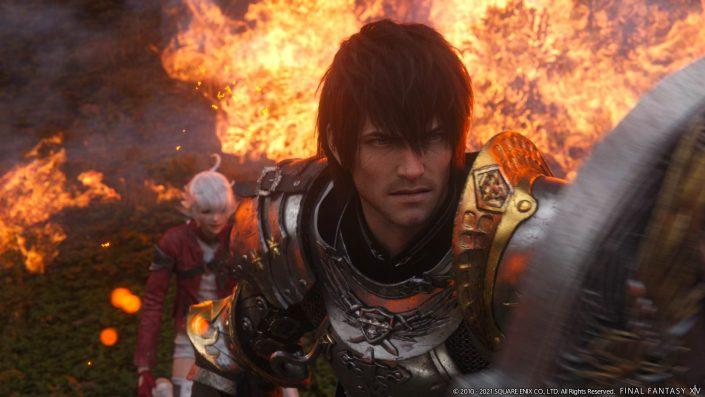 """Final Fantasy XIV: Square Enix kündigt neue Erweiterung """"Endwalker"""" und eine PS5-Version an"""