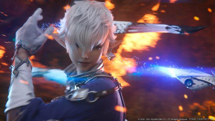 Final Fantasy XIV: Knapp 16 Minuten Gameplay aus der PS5-Version