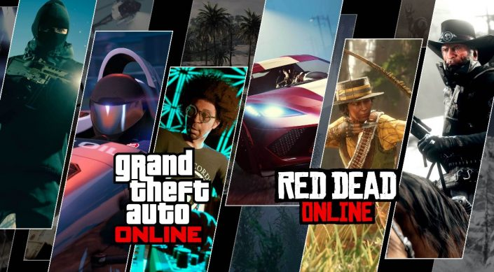 GTA 5 Online & Red Dead Online: Rekordjahr und Geschenke für Spieler
