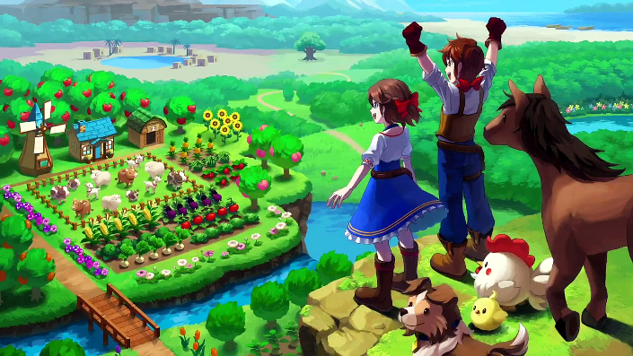 Harvest Moon One World: Ab sofort für PS4 verfügbar – Launch-Trailer