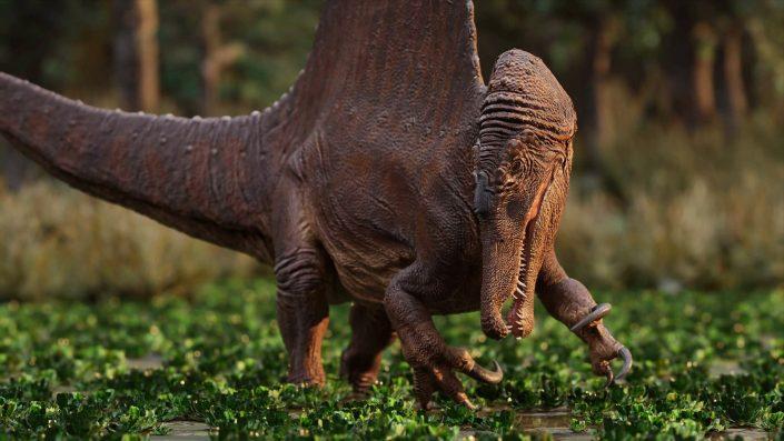 Instinction: Dinosaurier sollen auf glaubwürdige Weise zum Leben erweckt werden