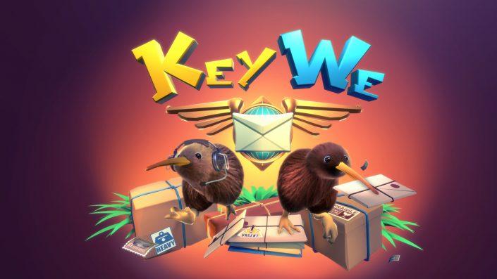 KeyWe: Niedlicher Coop-Puzzler mit Trailer & Details für die Konsolen bestätigt