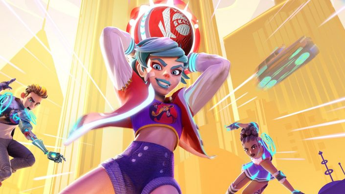 Knockout City: Teambasiertes Multiplayer-Spiel im Gameplay-Trailer