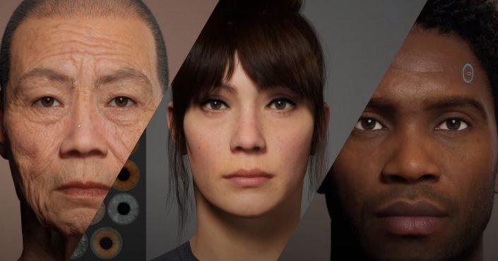 MetaHumans für Unreal Engine: Realistische Digitalmenschen in Minuten
