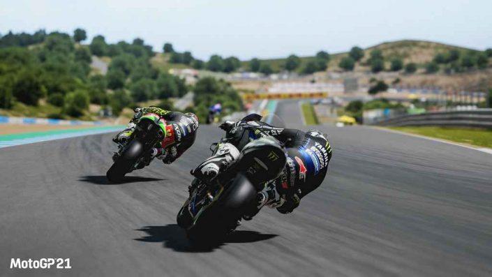 MotoGP 21: Neues Gameplay-Video zeigt die Strecke in Portimao