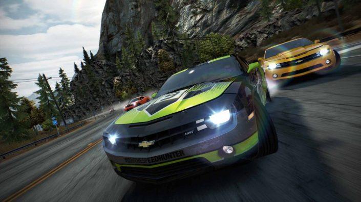 Need for Speed Hot Pursuit Remastered: Update mit 4K/60FPS für PS5 und Folien-Editor
