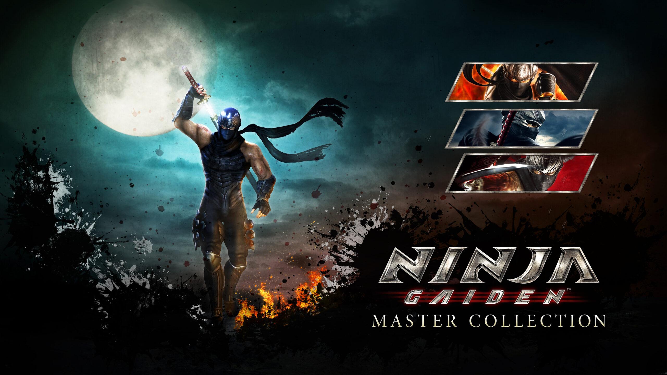 Ninja Gaiden Master Collection 01