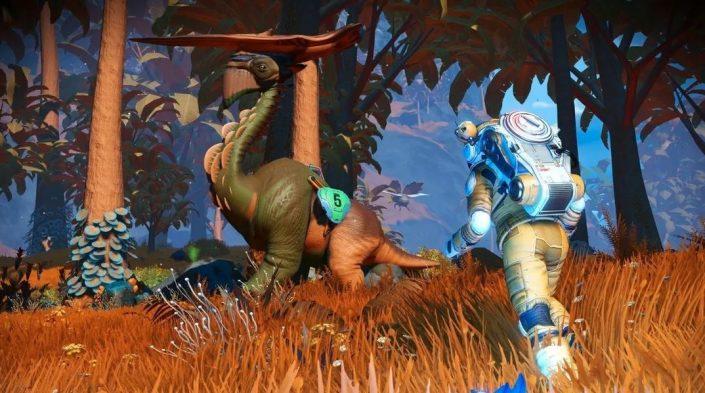 No Man's Sky: Companions-Update für PS5 und PS4 veröffentlicht