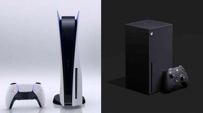 UK-Markt: Xbox Series X/S im Januar vor der PS5