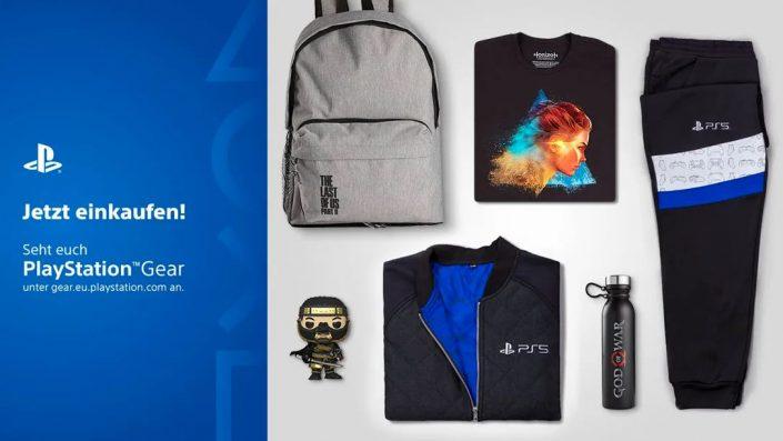 PlayStation Gear Store: Sony startet Merchandise-Shop in Deutschland