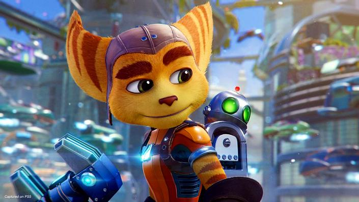 Ratchet & Clank Rift Apart: Reichlich neue Spielszenen aus dem Action-Plattformer