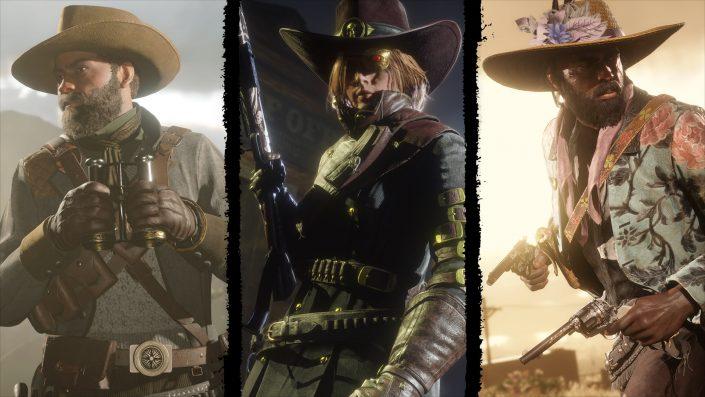 Red Dead Online: 3x Gold & RDO$ in der Showdown-Serie, Boni zum Valentinstag, Rabatte und mehr