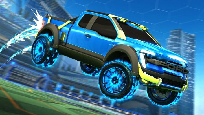Rocket League: Bundle mit Ford F-150 angekündigt