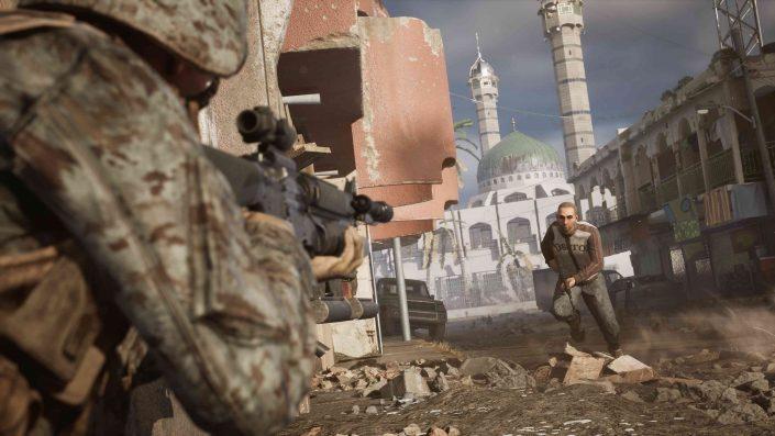 Six Days in Fallujah: Erster Gameplay-Trailer zeigt realistische Spielszenen