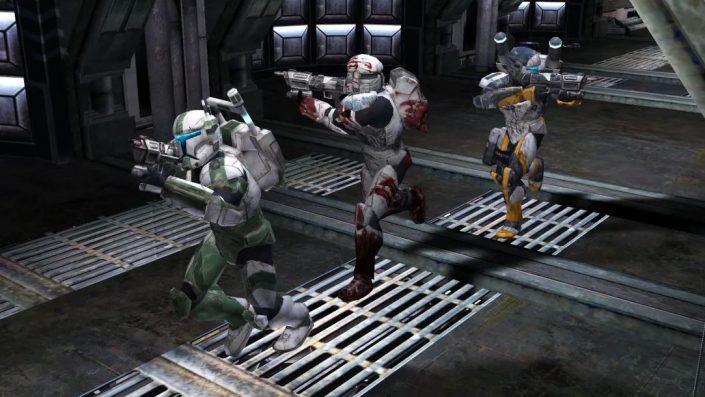 Star Wars Republic Commando: PS4-Version mit PS5-Support im PS Store veröffentlicht