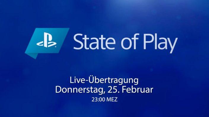 State of Play: Neue Episode angekündigt – Spiele für PS4 und PS5 im Fokus