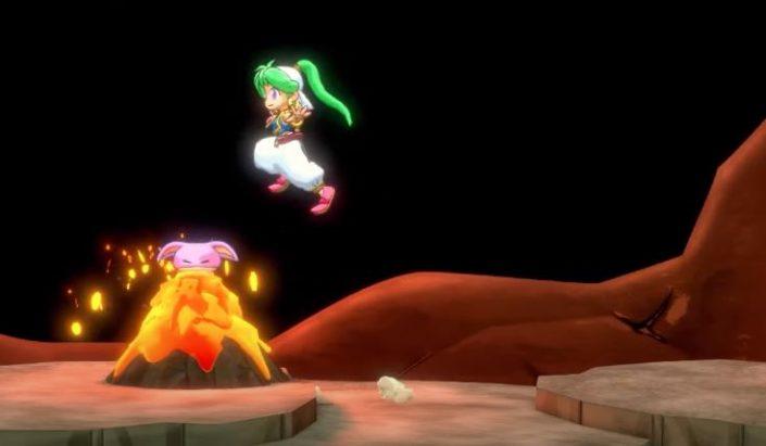 Wonder Boy: Asha in Monster World im neuen Gameplay-Trailer