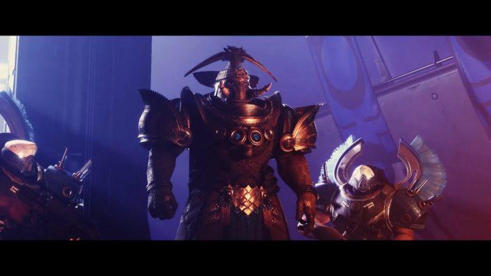 Destiny 2: Saison der Auserwählten mit einem passenden Trailer gestartet