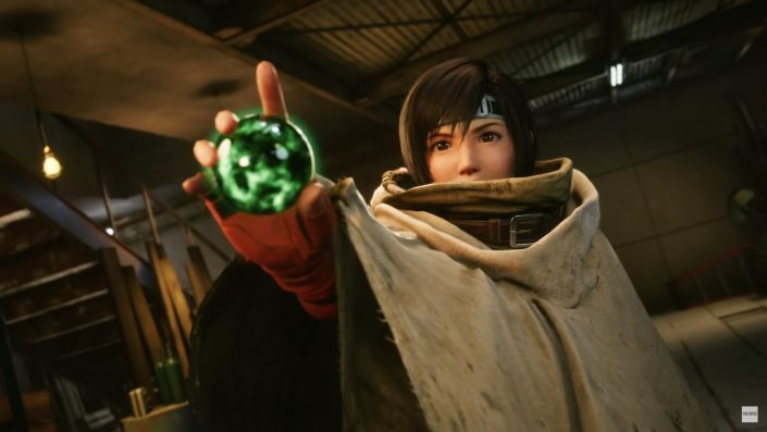 Final Fantasy VII Remake: Ausführlicher Vergleich der PS5- und PS4-Version