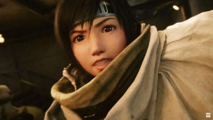 Final Fantasy VII Remake Intergrade: Frische Details zum Yuffie-DLC bestätigt